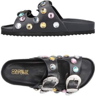 Colors of California Sandals - Item 11471661PJ