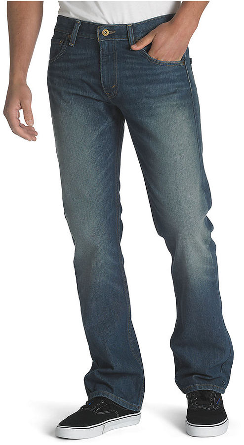 Levi's 527 Slim Bootcut Fit Glass House Wash Jeans