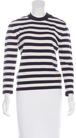 CelineCéline Wool Striped Top