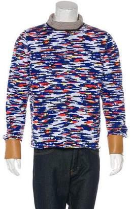 Loewe Abstract Turtleneck Sweater