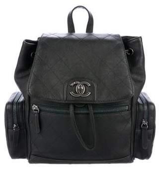Chanel 2017 Paris-Cuba Pocket Backpack