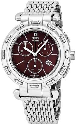 Fendi Women's Selleria Chronograph Watch