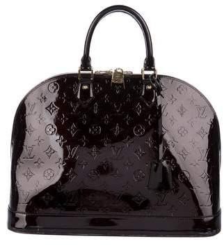 Louis Vuitton Vernis Alma MM