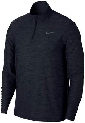 Nike Big & Tall Breathe Dri-FIT Performance Quarter-Zip Pullover
