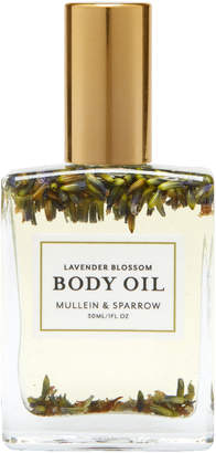 Mullein & Sparrow Lavender Blossom Body Oil