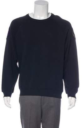 Dries Van Noten Embroidered Raglan Sweatshirt