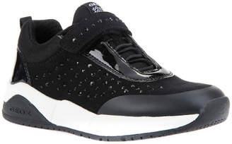 Geox Girls' Hideaki Sneaker