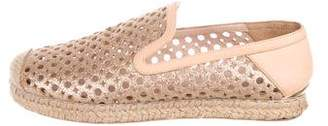 Stuart Weitzman Sequin Slip On Sneakers