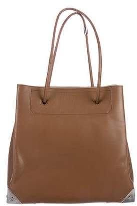 Alexander Wang Leather Prisma Tote brown Leather Prisma Tote