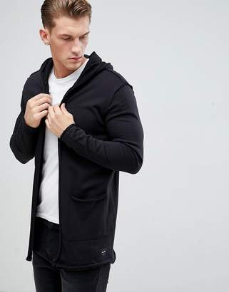 ONLY & SONS Open Drape Hoodie