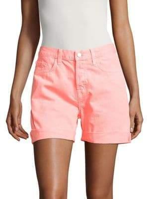 J Brand Kennedy Cotton Denim Shorts
