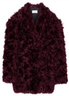 Maison Margiela Mohair Coat