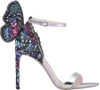 Sophia Webster Chiara Embroidery Sandal