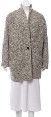 IRO Wool Blend Short Coat