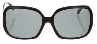 Bvlgari Gradient Square Sunglasses