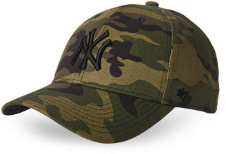 '47 Girls 4-6x) Camouflage NY Yankees Baseball Cap