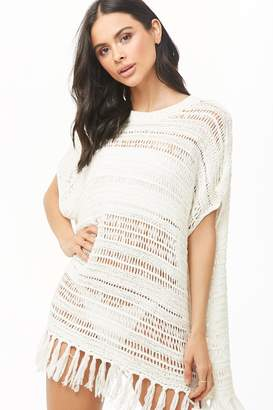 ceaf4f2432 Forever 21 White Coverups For Women - ShopStyle Canada