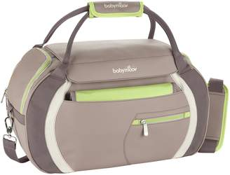Babymoov Sport Style-Diaper Bag with Changing Pad, Shoulder Strap and 3 Piece Baby Travel Necessities