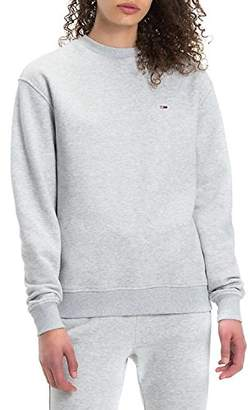 Tommy Hilfiger Tommy Jeans Women's Sweatshirt Relaxed Fit Classics Collection