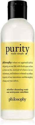 philosophy Purity Made Simple Micellar Water
