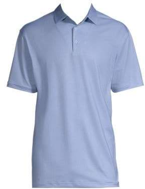 Peter Millar Pointer Printed Short-Sleeve Polo