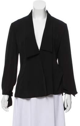 Zac Posen Button Up Long Sleeve Shirt