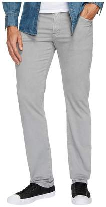 AG Adriano Goldschmied Graduate Tailored Straight Sueded Stretch Sateen Men's Casual Pants