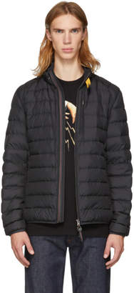 Parajumpers Black Super Lightweight UGO Jacket