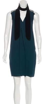 Alexander Wang Mini Silk Dress
