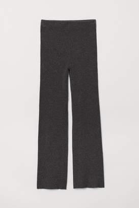 H&M Cashmere Pants - Gray