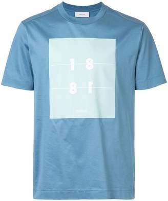 Cerruti logo print T-shirt