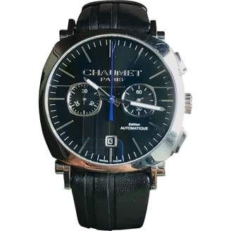 Chaumet Black Steel Watches