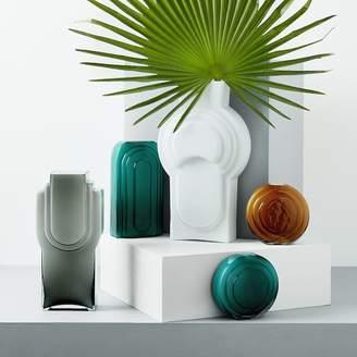 west elm Retro Encased Glass Vases