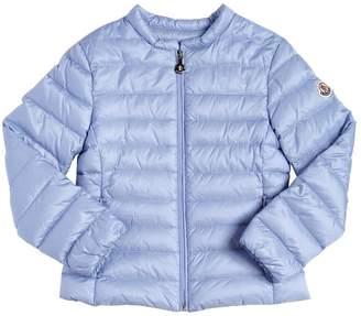 Moncler Ambrine Nylon Down Jacket