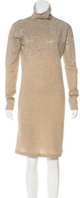 Pierre Balmain Embellished Sweater Dress