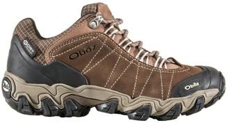L.L. Bean L.L.Bean Women's Oboz Bridger Waterproof Hiking Shoes
