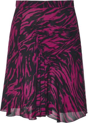 N°21 N 21 Nadege Cotton Zebra Skirt