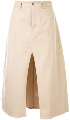 Georgia Alice slouch maxi skirt