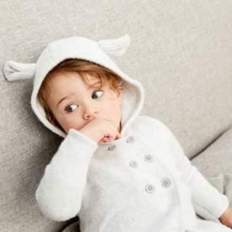 The White Company Hooded Knit Jacket