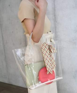 Noble (ノーブル) - NOBLE 【SMIR NASLI 】*GEM eden NB PVC BAG with 2mi◆