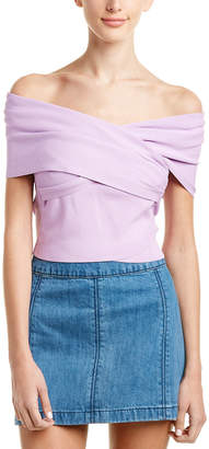 Do & Be DO+BE Do+Be Twisted Top