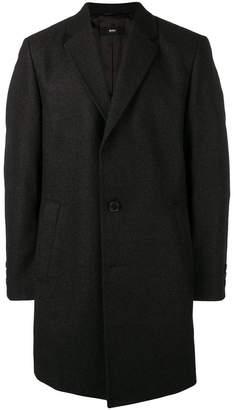HUGO BOSS tailored single breasted coat