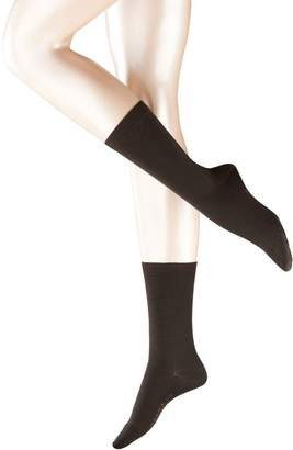 Falke Womens Softmerino Socks - Dark - Extra Small
