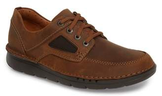 Clarks R) Unnature Time Lace-Up
