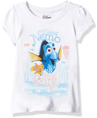 Disney Toddler Girls' Finding Dory T-Shirt