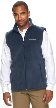 Columbia Men's Flattop Ridge Fleece Vest