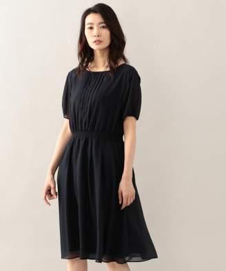 Amaca (アマカ) - AMACA ☆☆シャーリースモック刺繍入りドレス
