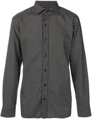 Tom Ford geometric print shirt