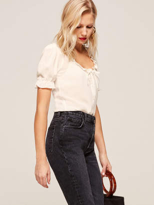 Reformation Pippa Top