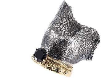 Angostura Burnished Jewelled Ring